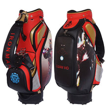 IRONMAN Custom Tour Bag TB03 - My Custom Golf Bag Global