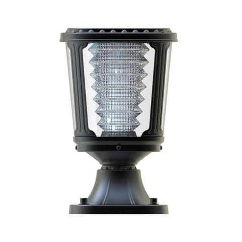 100Lm Solar Post Light