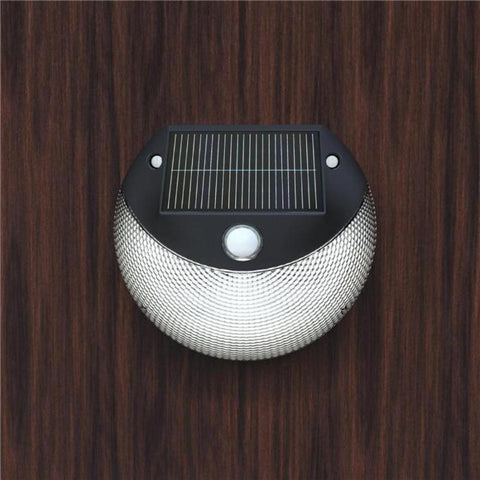200Lm Solar Motion Wall Light
