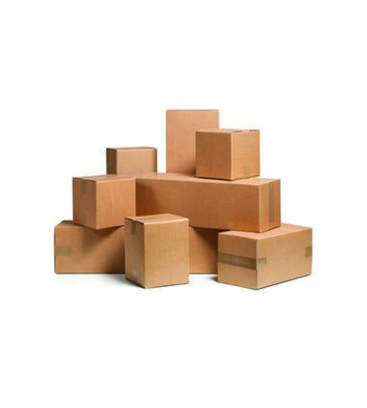 Shop corrugated cardboard boxes -  custom printed boxes uk