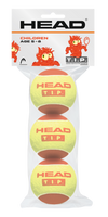 Head Red Tip Tennis Balls