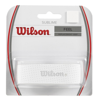 Wilson Sublime Feel Replacement Grip White