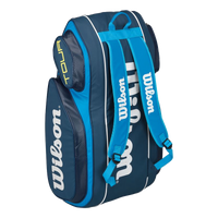 Wilson Tour V Blue 9 Pack