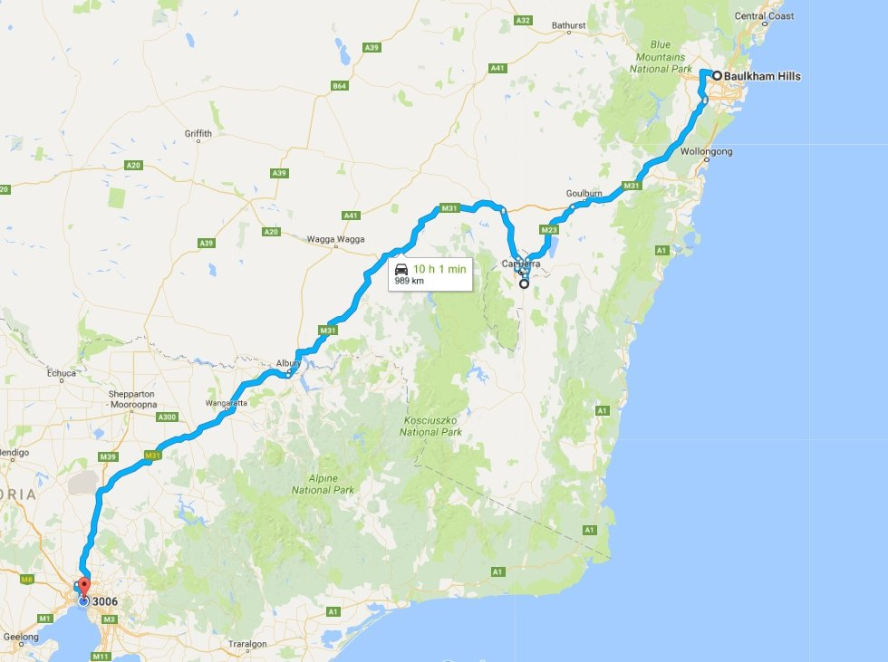 Day 40: Sydney to Melbourne via Canberra - The Final Adventure | Flying Solo Gear Company