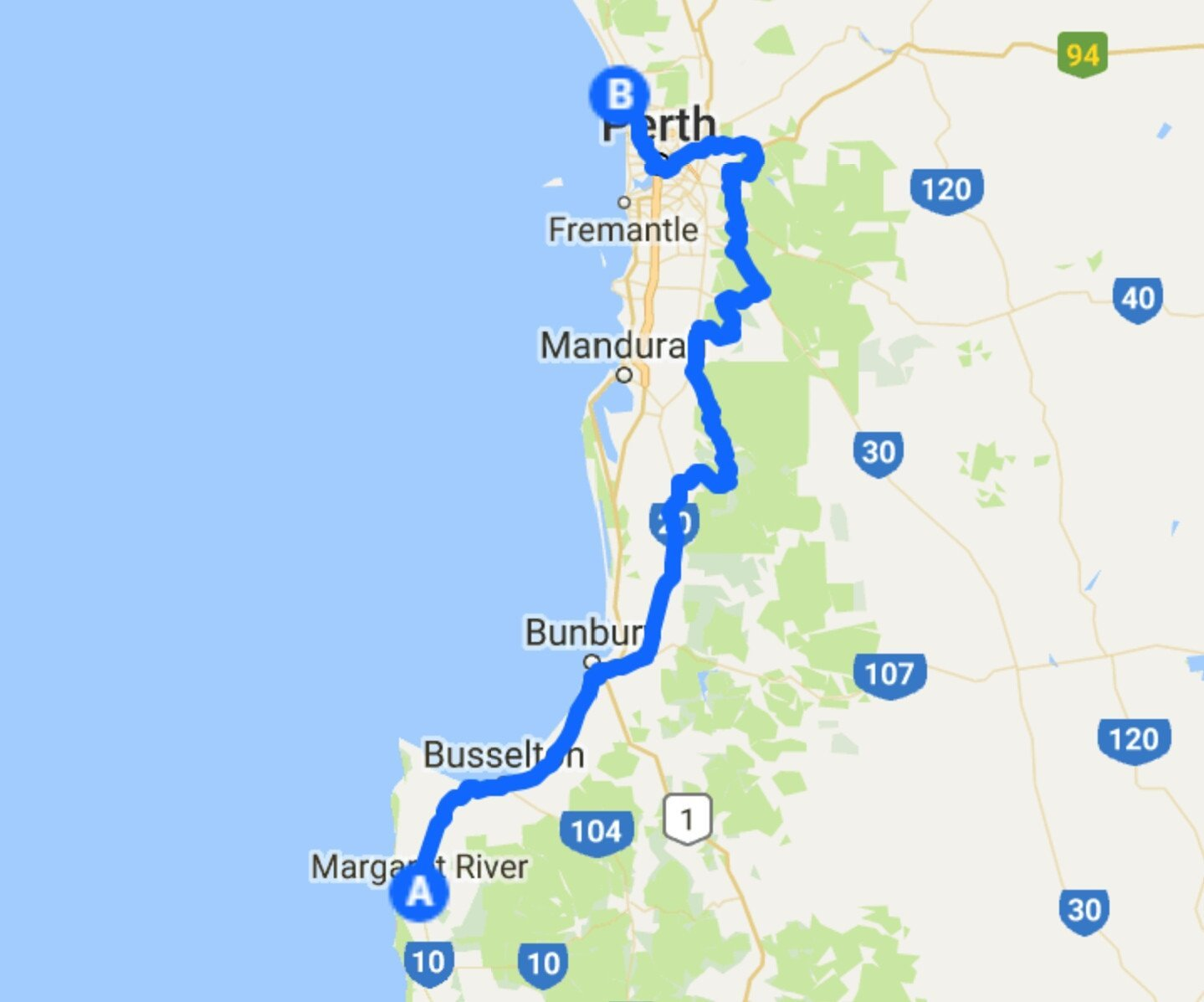 Day 7: Margaret River to Perth - The World's Most Isolated City | Flying Solo Gear Company