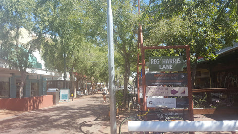 Alice Springs city