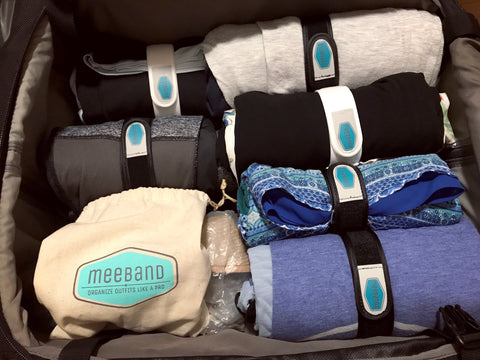 Meebands: The alternative to packing cubes