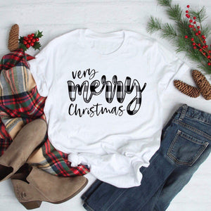 Very Merry Christmas Tee