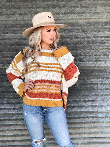 Fit for Fall Sweater