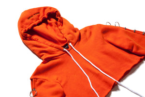 Orange crop sweater // UNISEX - MEN