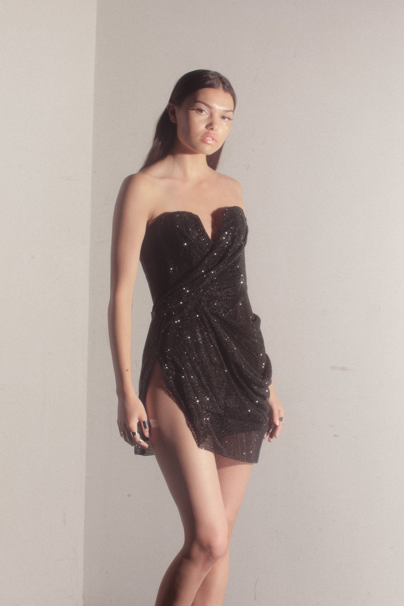 The D Day Dress-black //