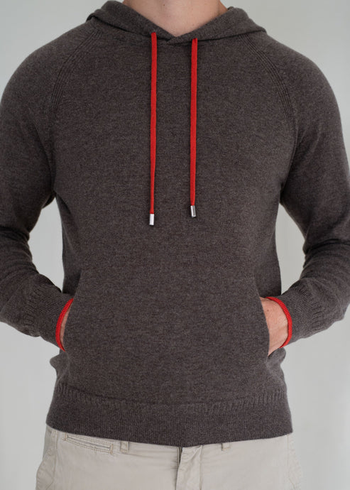 RAOUL | Our two-tone hoodie
