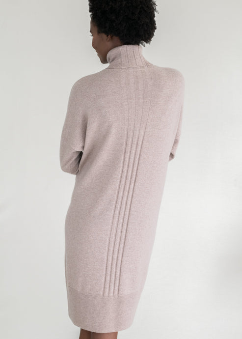 Ruby | Our roll neck dress