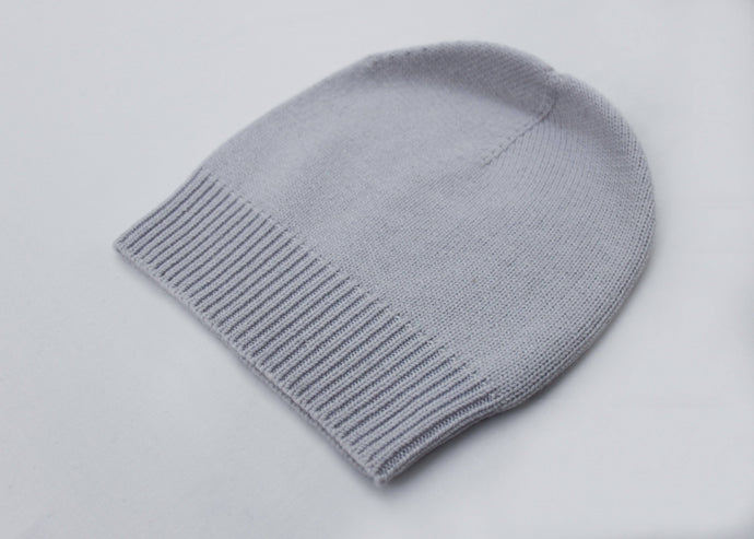 LUNA | Our cardigan-knit beanie
