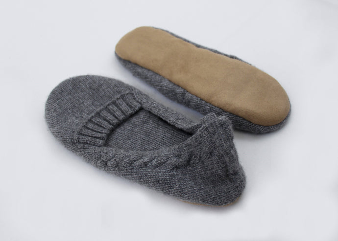 NEA | Our cable & rib slippers
