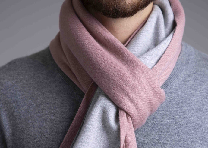 PHILIP | Our bicolour scarf