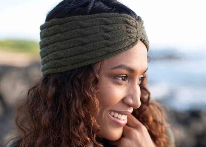 LEA | Our cashmere headband
