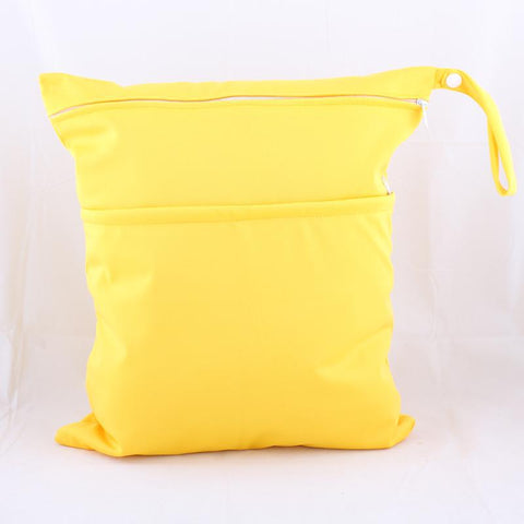 Personalised Sunshine Waterproof Wet Bag - Little One Layette