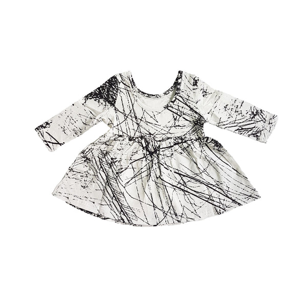 Paint Splatter Dress - Little One Layette