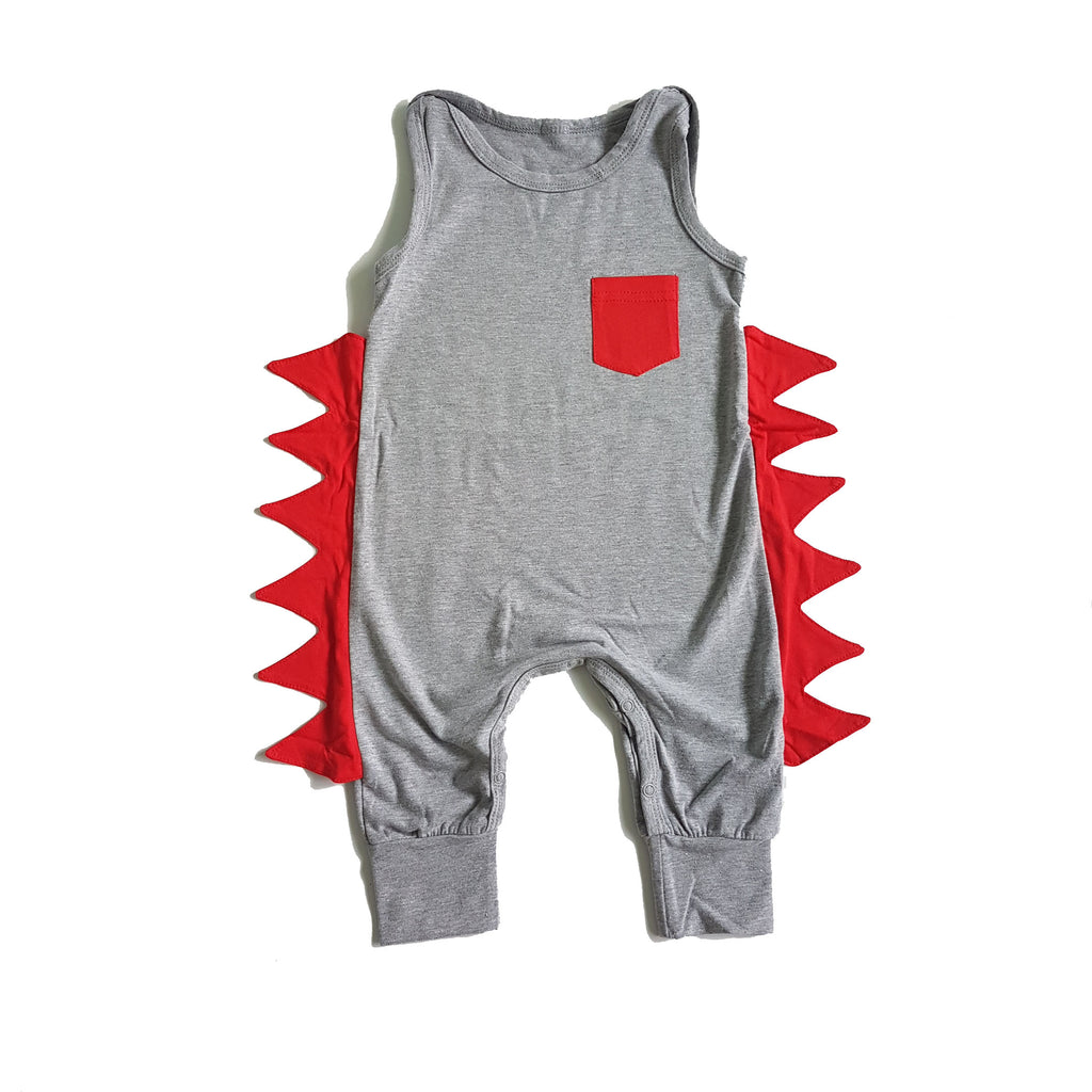 Dinosaurus Romper - Little One Layette