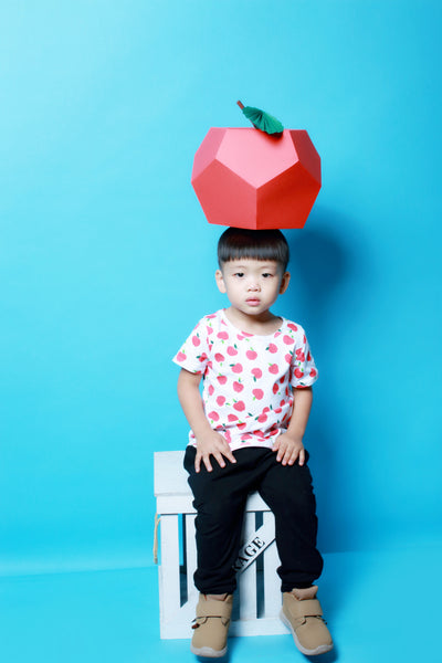 Apples Are So In The Season Unisex Tee - Little One Layette