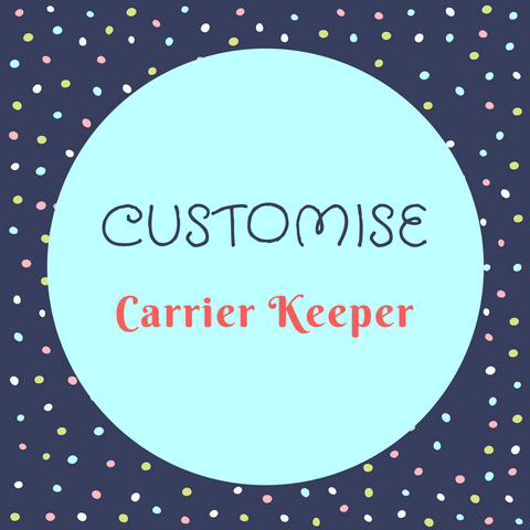 Carrier Keeper - Little One Layette