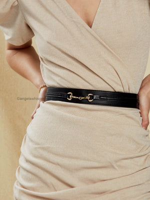BAILEY BELT - BLACK