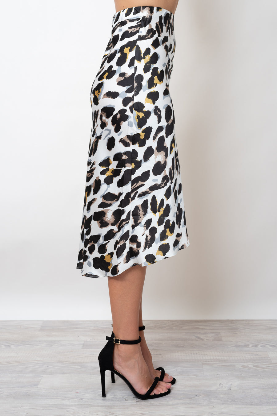 YOU KNOW HOW SKIRT - LEOPARD