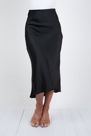 PALOMA SKIRT - BLACK