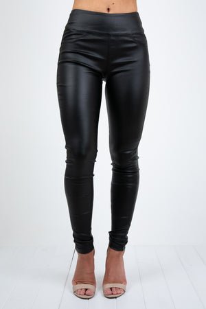 OIL RIGGER PANT - BLACK