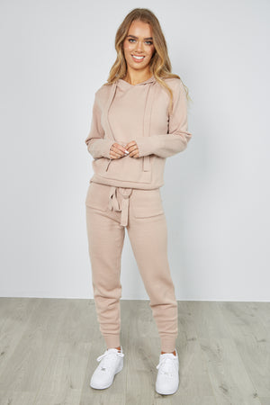 JACOB KNIT SET - MOCHA