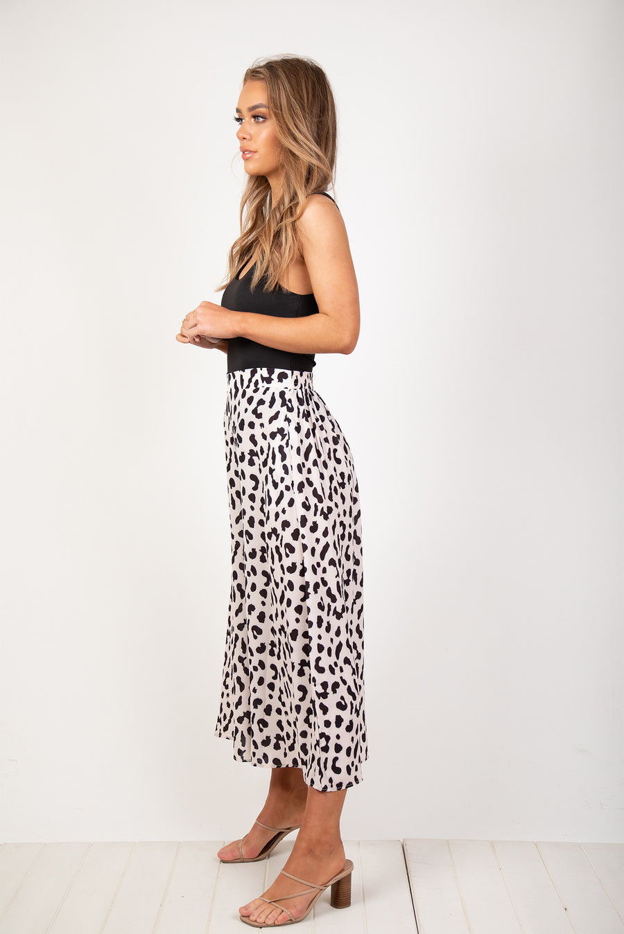 HALLE CULOTTES - LEOPARD