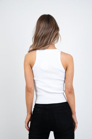 TAMMY TOP - WHITE