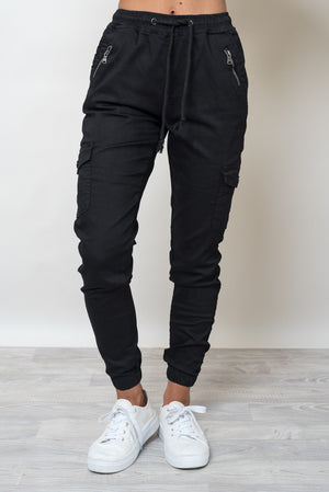 BILLY JOGGER - BLACK