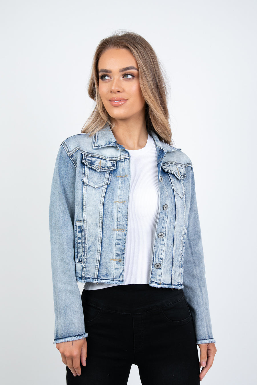 KYLA DENIM JACKET
