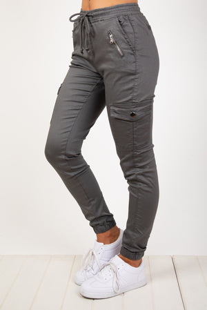 BILLY JOGGERS - GREY