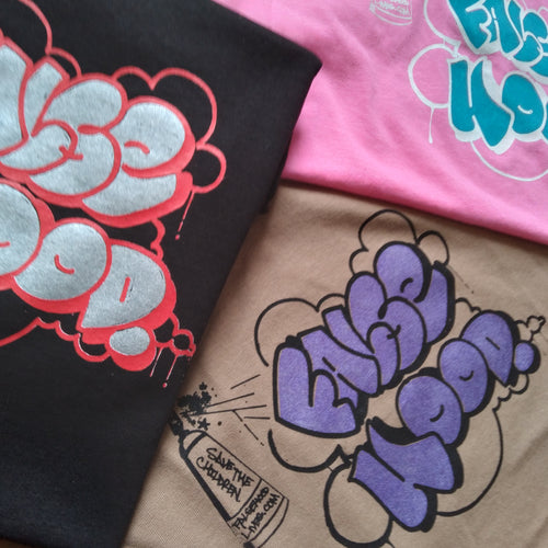 The THROWIE. Tee II (Pre-Order ONLY)