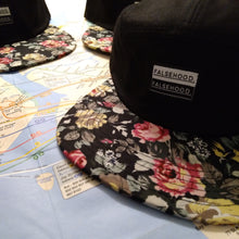 The Box Logo Floral Cap II