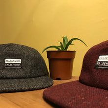 The Box Logo Wool Camper Cap