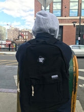 KEEP WISE. Backpack