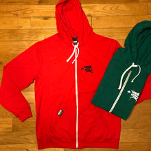 The Big TAG. Full-Zip Up Hoody