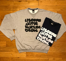 LUNG. Crewneck Sweater