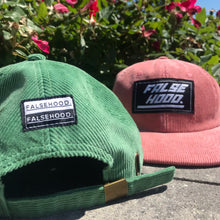 The Racer Logo Corduroy Hat