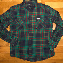 Racer Flannel Shirt
