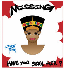 MISSING. Have You Seen Her?