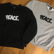 PEACE. Crewneck Sweater