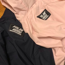 FINGERS TOGETHER. Quarter-Zip Pullover Windbreaker