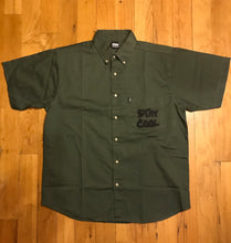 STAY COOL. Short Sleeve Shirt