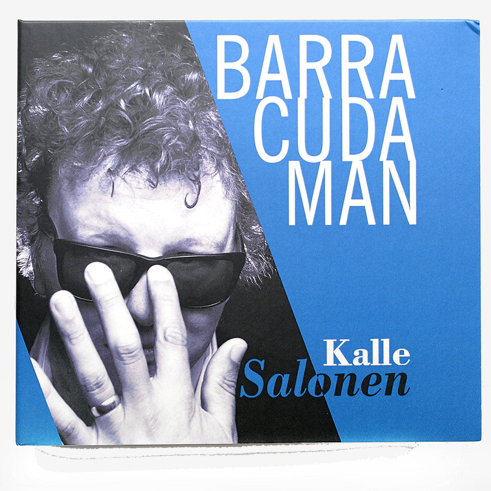 Kalle Salonen – Barracuda Man CD