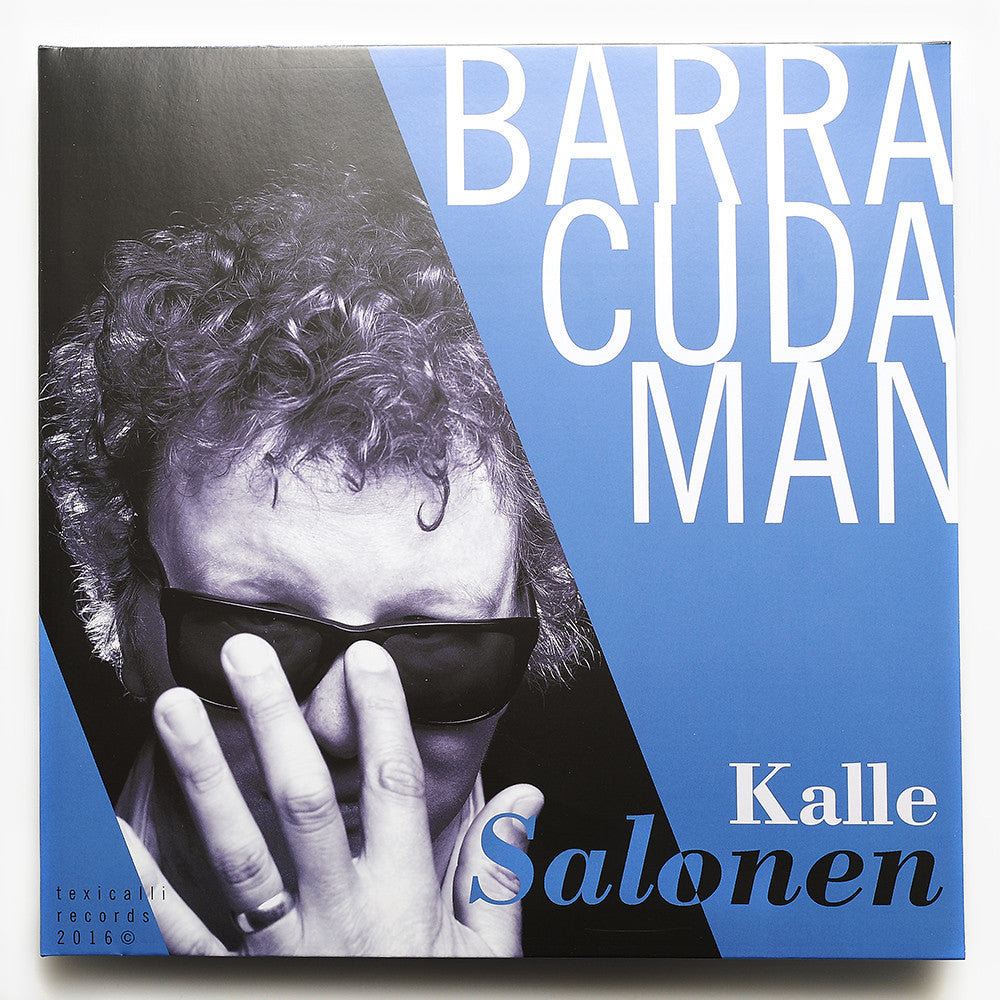 Kalle Salonen – Barracuda Man LP+CD